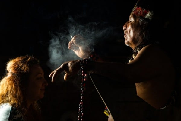 How A Spiritual Practice Supports Ayahuasca In Personal Healing