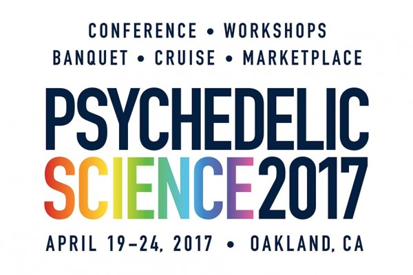 Psychedelic Science Conference – April 19 to 24, 2017